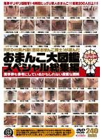RED社員M君(自称おまんこ博士)が選んだ おまんこ大図鑑スペシャル総集編