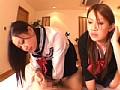女子校生濃厚接吻フェラ 27