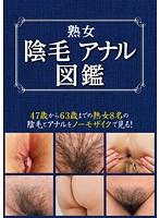 熟女陰毛アナル図鑑 ダウンロード