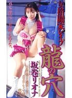 「女格闘家レイプ 龍の穴」のパッケージ画像