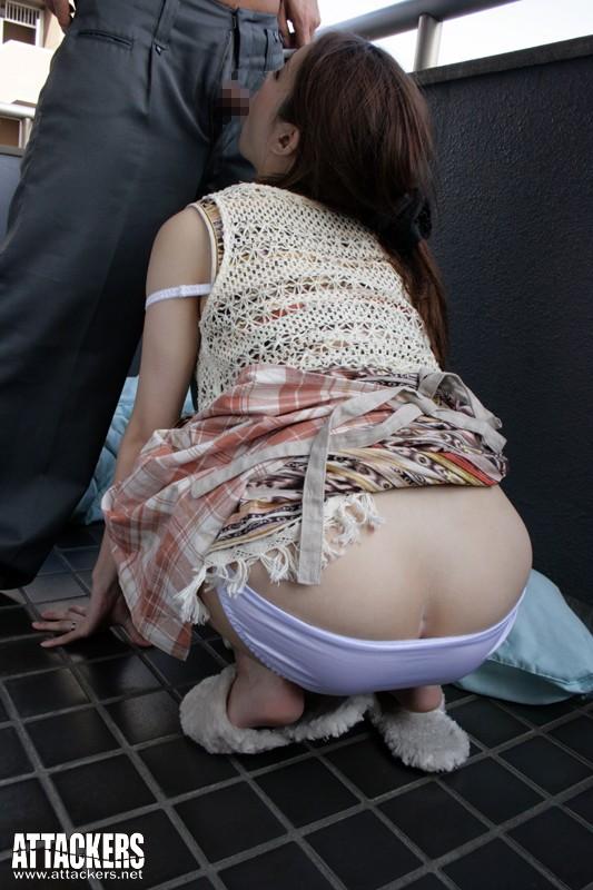 夫の目の前で犯されて- 訪問強姦魔6 舞咲みくに の画像1
