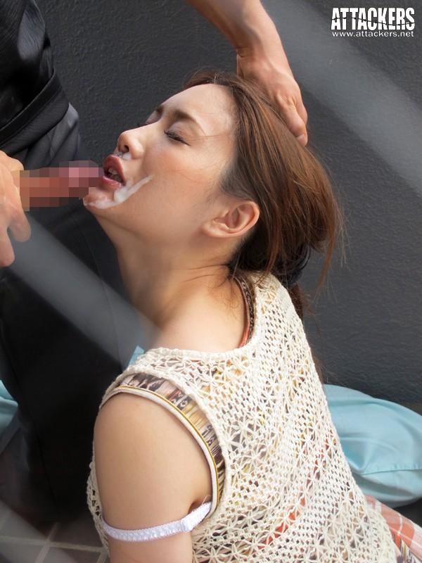 夫の目の前で犯されて- 訪問強姦魔6 舞咲みくに の画像8