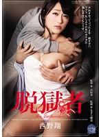 「脱獄者 西野翔」のパッケージ画像