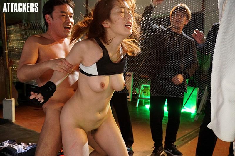 犯された女格闘家2 波多野結衣 の画像9