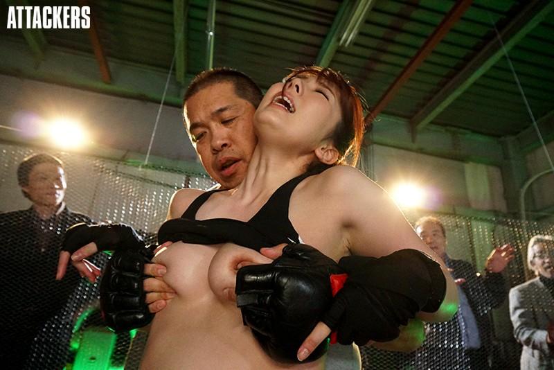 犯された女格闘家2 波多野結衣 の画像6