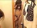 女性服売り場の試着室でサイズ直しのふりして触りまくって結局ヤッちゃうイケメン店員の「神わざトークとエロタッチの盗撮VTR」がこれだ!! 2 10