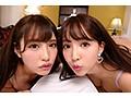 【VR】エスワン15周年スペシャル共演 日本一のAV女優2人と超豪華ハーレム逆3P体験 画像3
