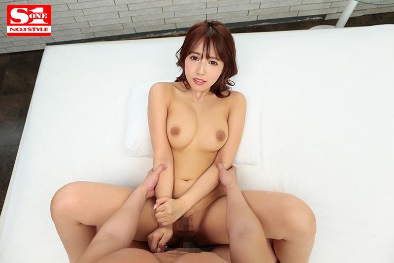 【VR】交わる体液、濃密セックスVR 三上悠亜