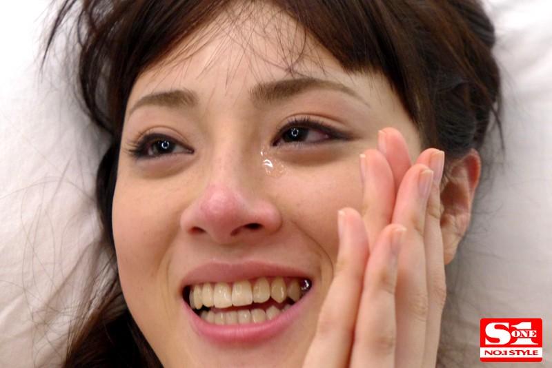 新人NO.1STYLE 藍沢潤AVデビュー こんなに美人で、ほぼ処女です。 の画像10