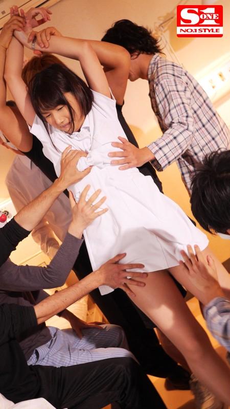 夏川あかり 院内で集団レ●プに遭った新人ナースサンプルイメージ8枚目