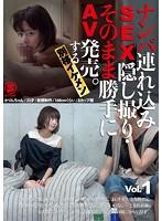 ナンパ連れ込みSEX隠し撮り・そのまま勝手にAV発売。する別格イケメン Vol.1 ダウンロード