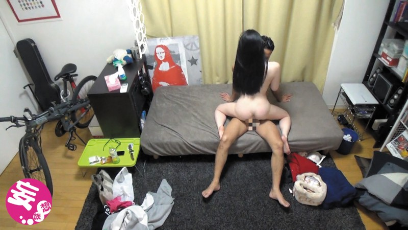欲求不満な素人ポルノ動画人妻