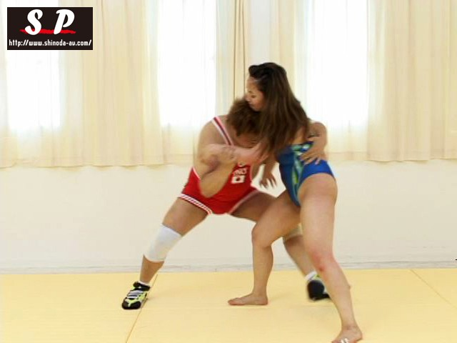 MEGA WOMAN 柔道 の画像5