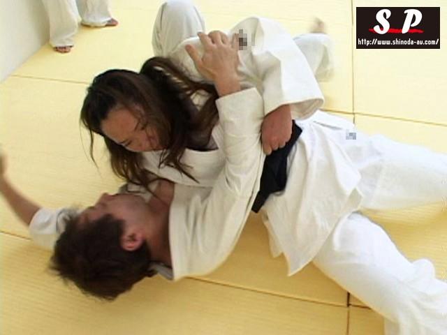 MEGA WOMAN 柔道 の画像8