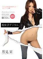 「痴女派デジタル 月見栞」のパッケージ画像