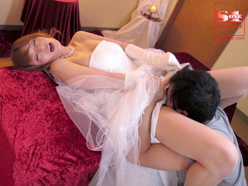 犯された花嫁 悲劇のヴァージンロード 吉沢明歩 の画像3