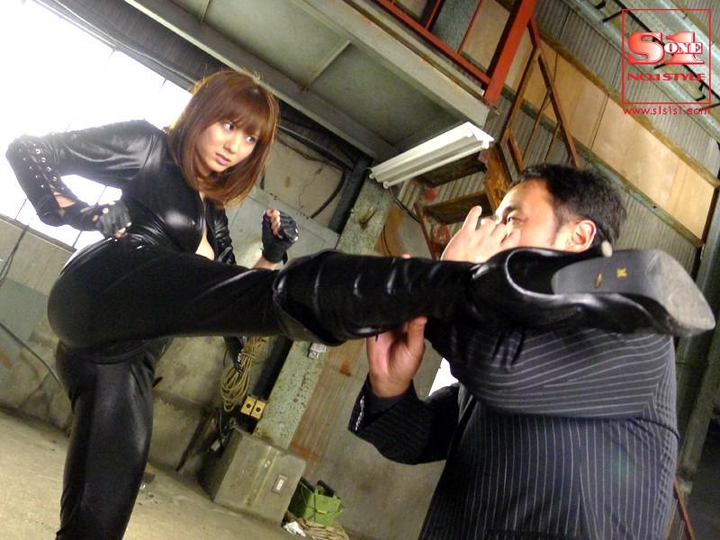 秘密捜査官の女2 堕ちていく裏切りのエージェント 麻美ゆま の画像1