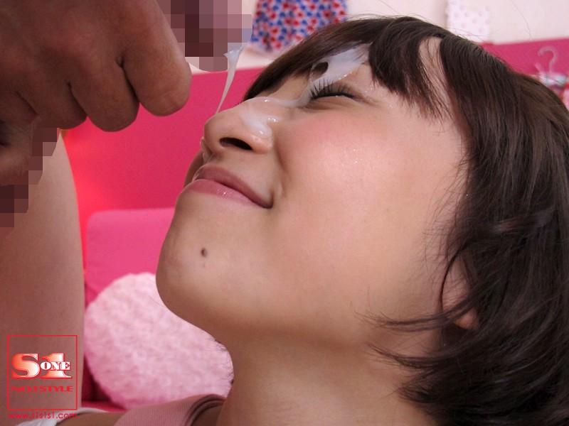 生まれて初めてのドキドキ大量顔射 きみの歩美 の画像4