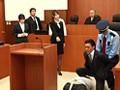 犯された女弁護士 恥辱の法廷 吉沢明歩 1
