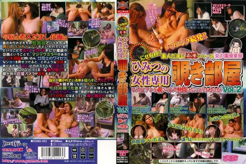 ひみつの女性専用覗き部屋 Vol.2