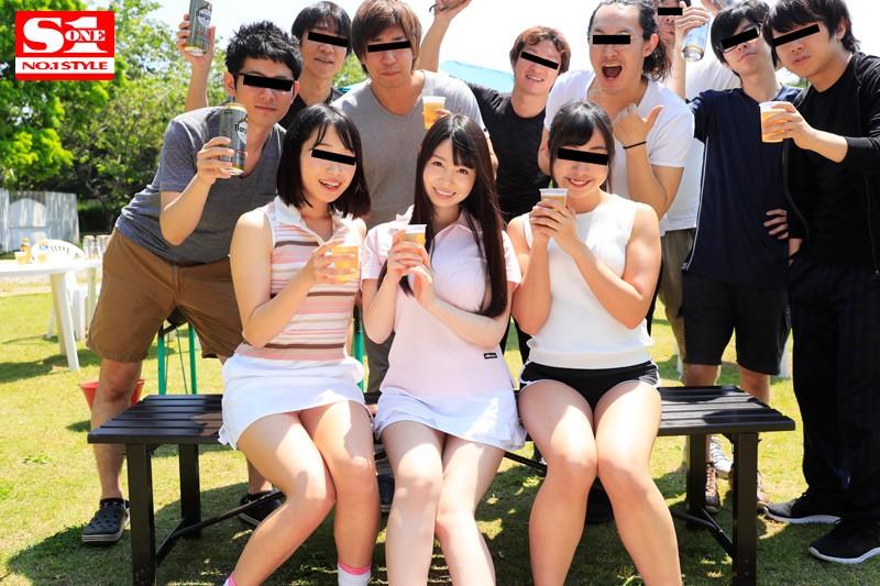 女子大生の巨乳の彼女がサークルのイベント旅行でハメまくっていた 夢乃あいか 画像10枚