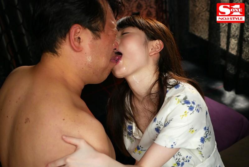 ヨダレ・唾液ダラダラ全身ベロベロ超密着ベロキス性交 水卜さくら