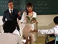 「首輪調教」に完堕ちした奴隷女教師ペット 吉沢明歩 10