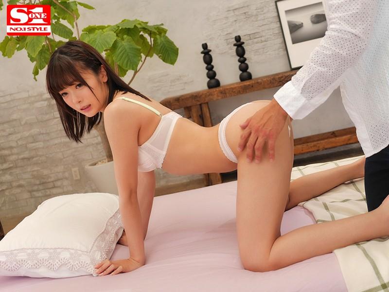 新人NO.1STYLE 奇跡のスレンダー女神BODY 現役グラドル水原乃亜AVデビュー の画像2