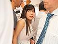 バレたくない状況で声も出せないサイレント痴○ 羽咲みはる 4