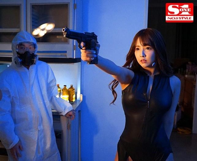 秘密捜査官の女 媚薬漬け限界拷問スペシャル 三上悠亜 の画像1