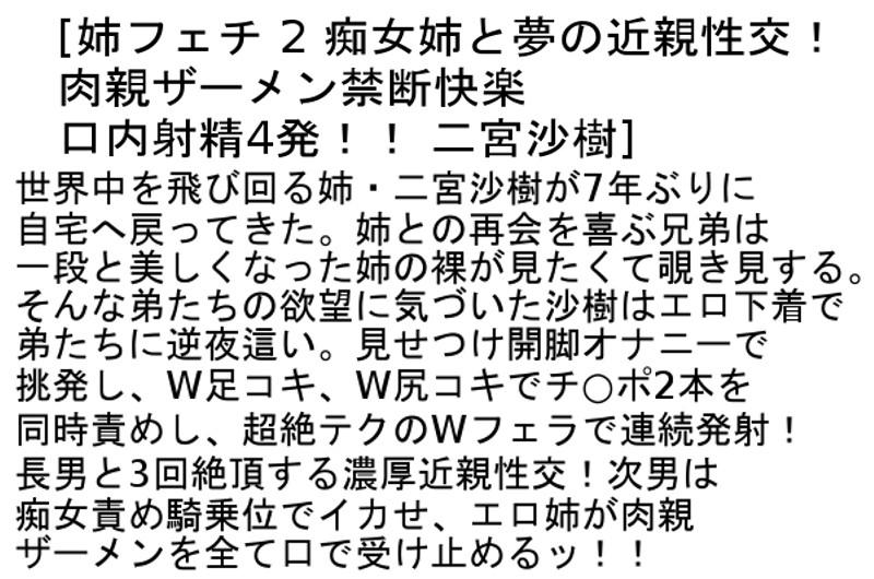 【お得セット】姉フェチ 二宮沙樹 大槻ひびき 愛原さえ の画像19