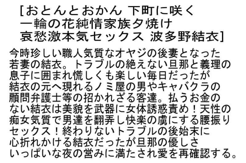 【お得セット】おとんとおかん 波多野結衣 宮部涼花 翔田千里 の画像19