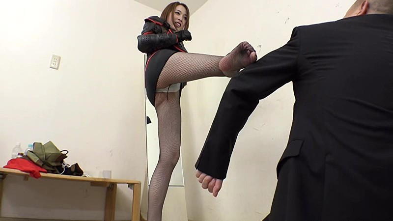 変身アクション物ドラマのオーディションを受けた岬さんは、セクハラされまくりの新人女優 本田岬 の画像17