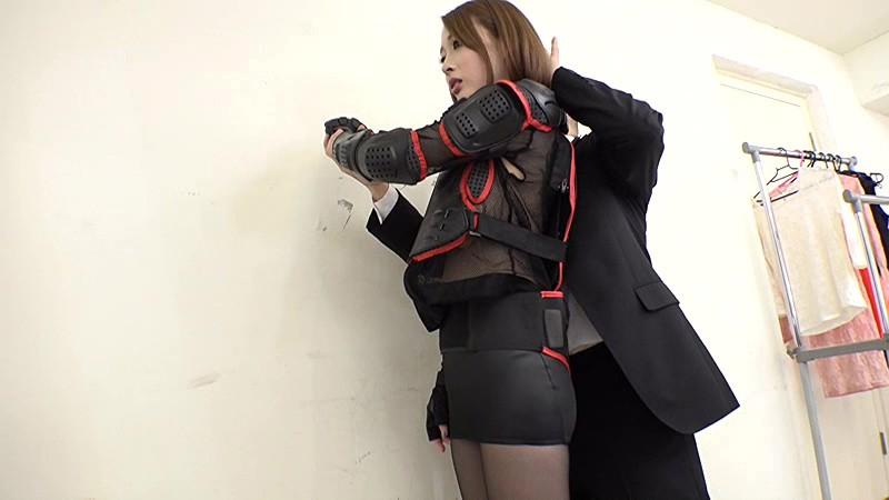 変身アクション物ドラマのオーディションを受けた岬さんは、セクハラされまくりの新人女優 本田岬 の画像16