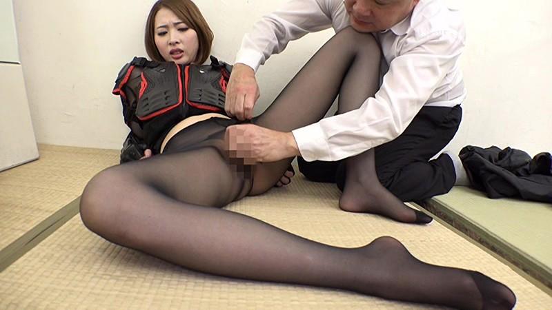 変身アクション物ドラマのオーディションを受けた岬さんは、セクハラされまくりの新人女優 本田岬 の画像15