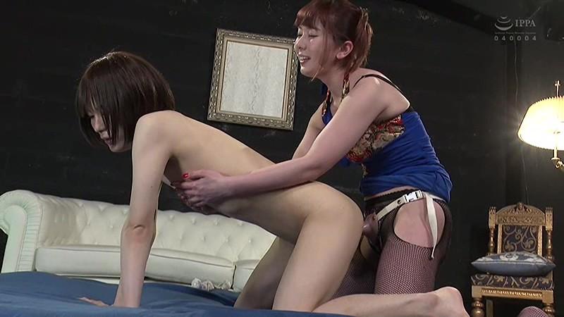 専属デビュー オトコノ娘 童貞×筆下ろし×4射精 胡桃レイ の画像11