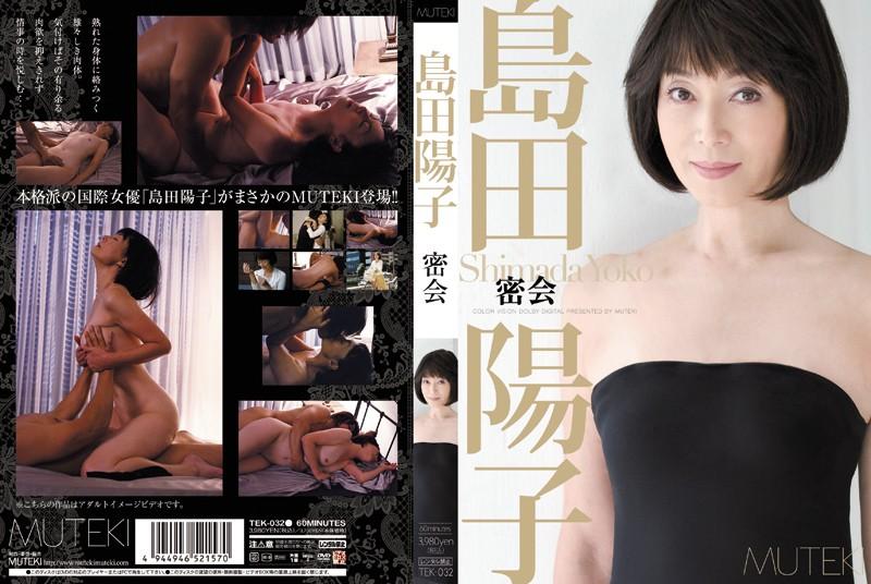 熟女、島田陽子出演のsex無料動画像。密会 島田陽子
