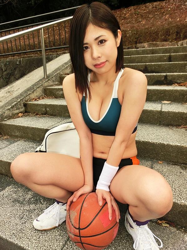 乳Mバスケットボール選手 杉原みう