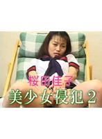 「美少女侵犯2 桜田佳子」のパッケージ画像