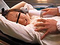 産婦人科にて、妊婦の人妻の放尿無料熟女動画像。産婦人科医師のコレクション映像 産婦人科医院で拘束された妊婦さんが電マで攻められオシッコおもらし映像3「離して~!
