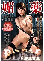 媚薬BDSM 清楚な若妻が淫乱なケダモノになっていく記録 有坂深雪