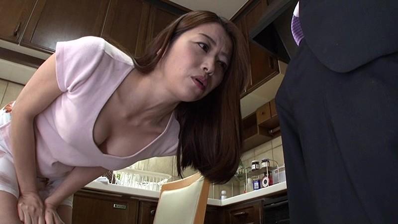 部長の奥さんがエロすぎて… 北条麻妃 の画像20