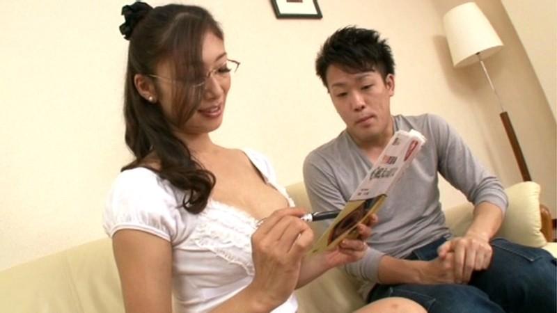 友人の妻はドスケベ家庭教師 小早川怜子 の画像4