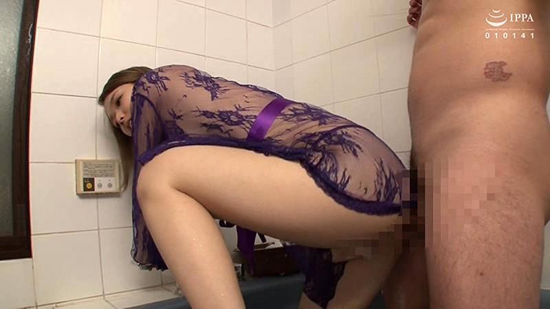 SEXYランジェリー訪問販売員の猥褻中出しセールス術 椎名そら の画像8