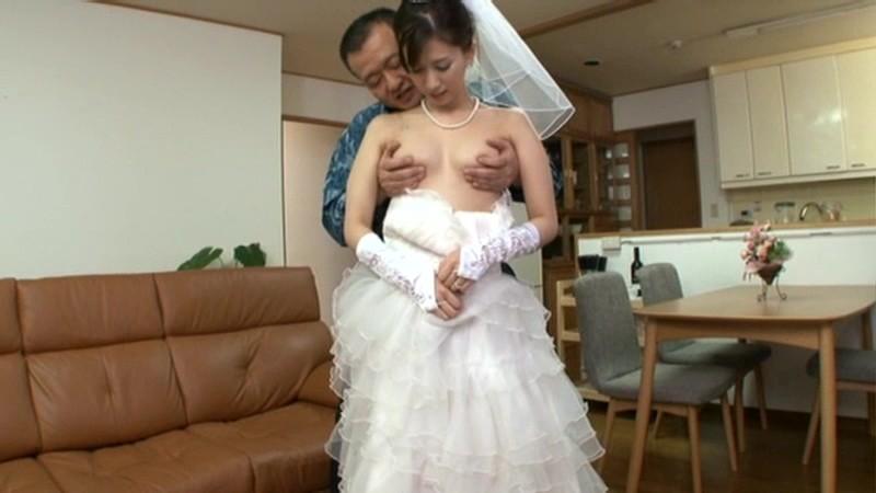新婚初夜相姦 義息に汚された花嫁 野間あんな の画像2
