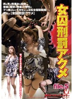 (vicd140)[VICD-140] 女囚刑罰アクメ file.5 ダウンロード