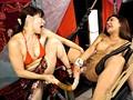 [VICD-311] 大量に汗とマン汁を吹き散らして絶頂しまくる発情レズ奴隷 川上ゆう 松本メイ
