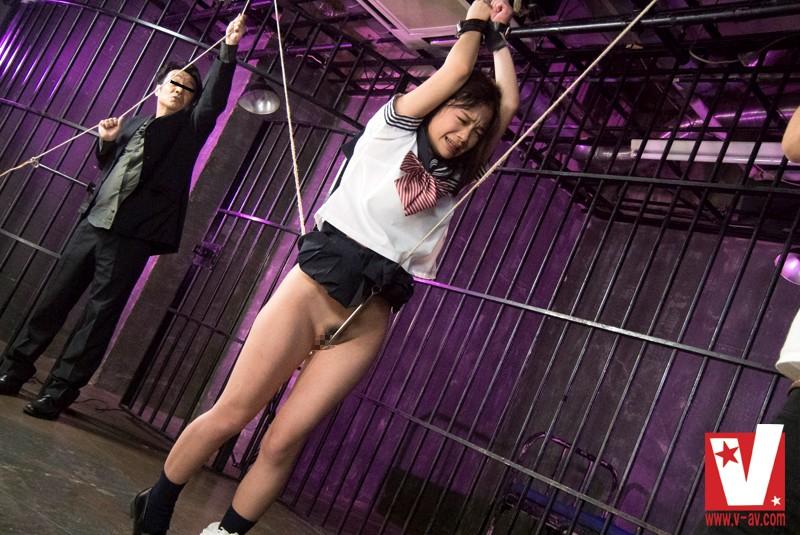 鶴田かな「女子校生 …