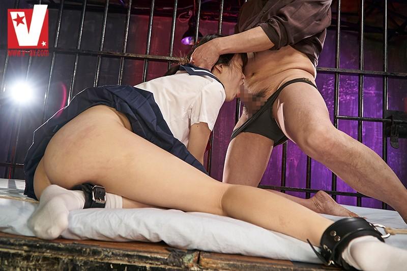 引き裂きアナル拷姦