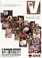 V全作品集!2009年1月〜3月BEST